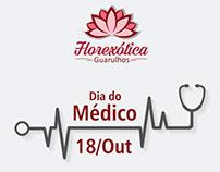 Facebook - Dia do Médico