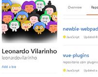 GitHub repositórios