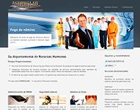 Aserhslab Website - Home page