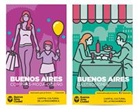Buenos Aires City, Tourism Entity - 2016 Brochures