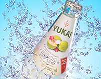 Product Shot Splash Yukai
