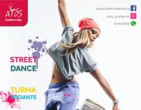 Rede Social - Anúncios - Academia de Dança
