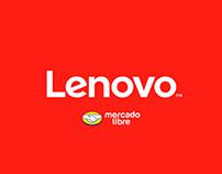 Lenovo / Mercado Libre