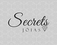 Manual de Marca Secrets Jóias