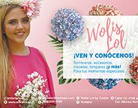 Wolis Lol magazine add