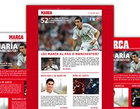Newsletter - Marca