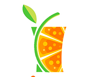 Logo Bebidas naturales Orange