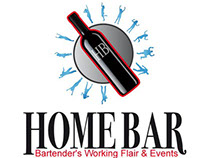 Logotipo Home Bar