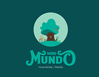 Mini Mundo | Branding, Illustration & Web Design