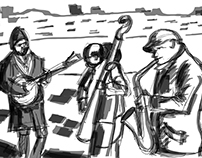 Musicians @ the street
