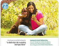 Sistema Fedecrédito Annual Image Campaign