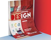 Cartaz semana do design
