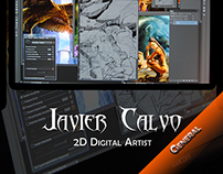 General Portfolio of Javier Calvo Illustration