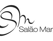 Logotipo Salão Maria