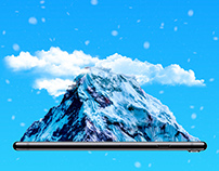 Iphone 7 - Anúncio revista e facebook
