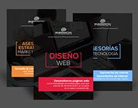 Diseño y diagramación de Catalogos Web