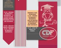 PROGRAMAÇÃO PEDAGÓGICA CDF