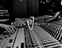 NJ pro music logo