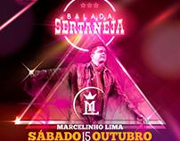 Balada Sertaneja - Itapecerica-MG