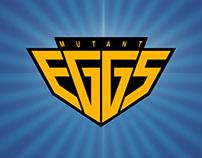 Mutant Eggs Game Concept