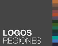 Logos Regiones de Chile