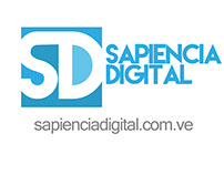 "Logotype for ""Sapiencia Digital"""
