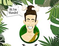 CV Jesús Barrios-Mandril