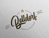 BELLDORF - Diseño de Identidad - Merchandiding