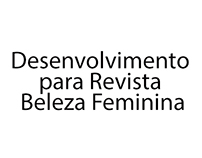 Desenvolvimento web para Revista Beleza Feminina