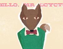 Hello, Mr. Coyote