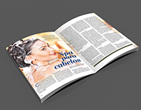 Matter to magazine