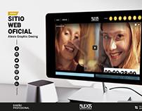 Diseño de sitio web – Alexis Graphic Desing