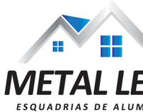 Identidade visual e revitalização de marca - Metal Leve