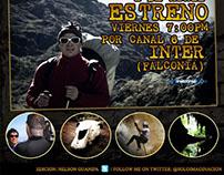 """Flyr for Tv show """"Expedición 20:09"""""""