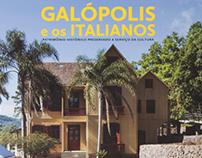 Livro Galópolis e os Italianos