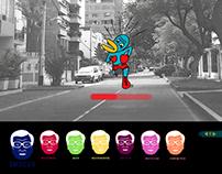 Amadeo Gonzales -Diseño Web