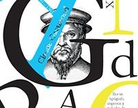 Tipografìa Garamond