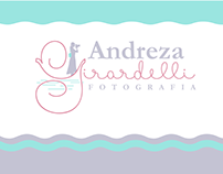 Identidade Visual- Andreza Girardelli