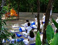 Meditación y Arte en Tailandia.
