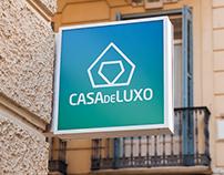 Logo Casa de Luxo