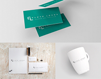 Logotype & website · Playa lobos