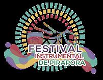 Projeto para Festival Instrumental de Pirapora