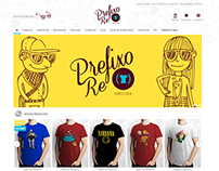 PrefixoRe - E-commerce