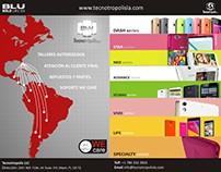 Publicidad revista Tecnotropolis LLC (Agosto)