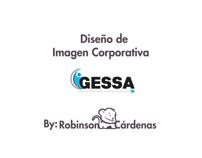 Diseño Logo e imagen corporativa Gessa