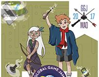 GGJ Manaus 2017