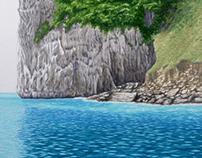 Big paintings / big landscapes