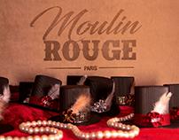 Izzy Produções - Tema Moulin Rouge