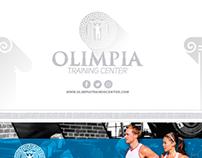 Olimpia Training Center | ID Brand