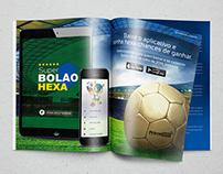Design: Super Bolão Hexa